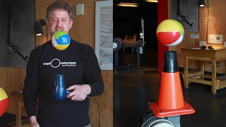 Balancing Ball | Build Your Own Exploratorium