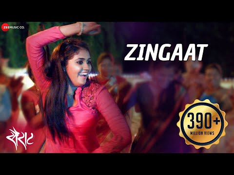 Mix - Zingaat - Official Full Video | Sairat | Akash Thosar & Rinku Rajguru | Ajay Atul | Nagraj Manjule