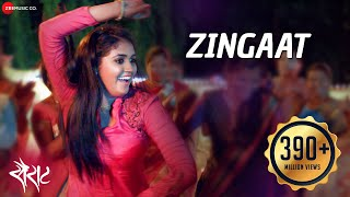 Gambar cover Zingaat - Official Full Video | Sairat | Akash Thosar & Rinku Rajguru | Ajay Atul | Nagraj Manjule