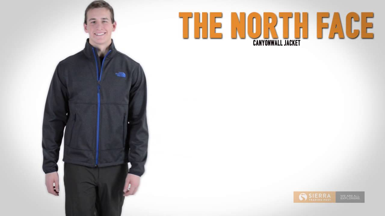 7998864b9 The North Face Canyonwall Jacket (For Men)