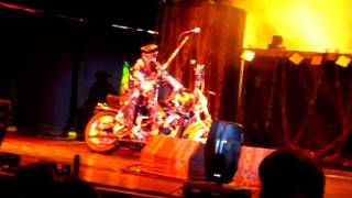 Judas Priest - Hell Bent For Leather (live@Palace of Sports Kiev 16/04/2012)