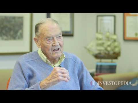 John Bogle  'The more you trade, the less you make'   Video   Investopedia