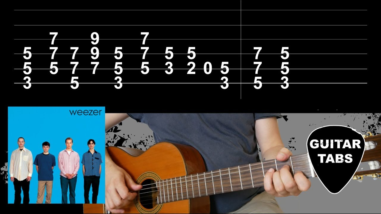 Weezer In The Garage How To Play On Guitar