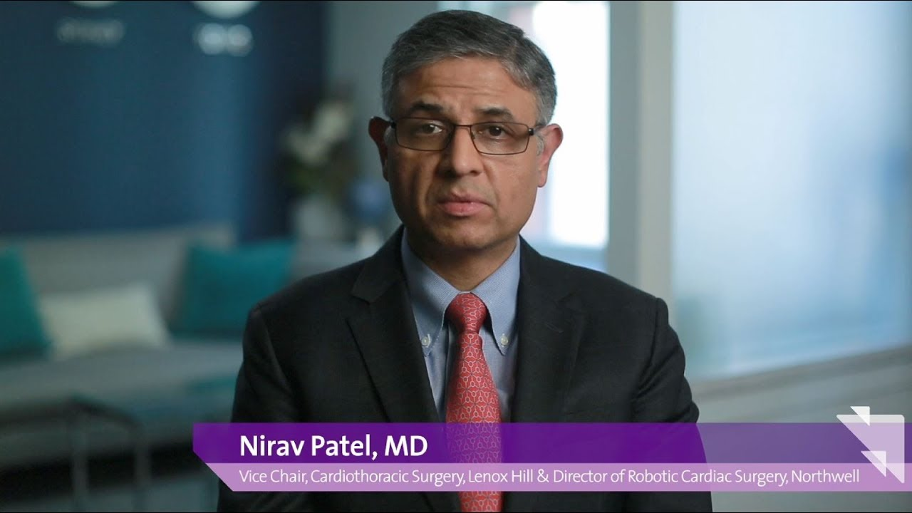 Dr  Nirav Patel - Thoracic & Cardiac Surgery - New York, NY
