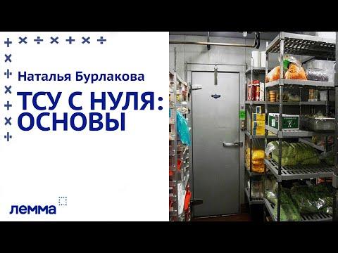 Наталья Бурлакова. ТСУ с нуля. Вебинар ЛЕММА.