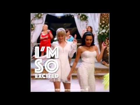 Glee S6 -  I'm So Excited ( Original Soundtrack Lyrics )