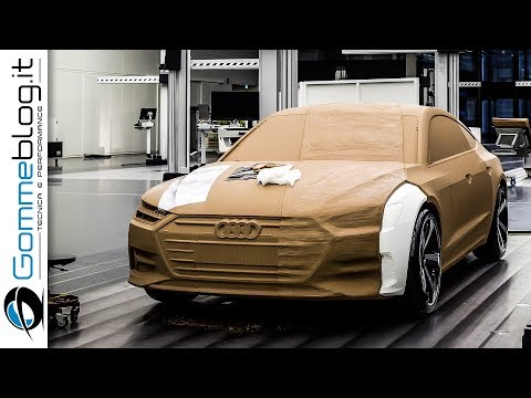2018 Audi A7 Sportback CAR DESIGN FACTORY - How It