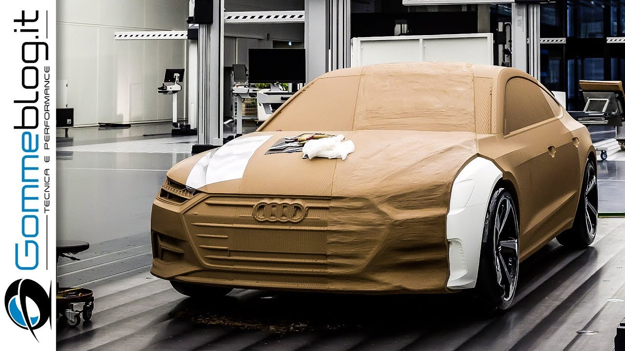 Audi A Sportback CAR DESIGN FACTORY How Its Made YouTube - Where are audis made