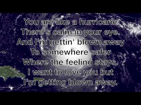 "Neil Young - ""Like A Hurricane"" Lyrics (HD)"