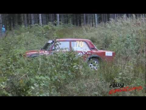 Rally Latvija 2012