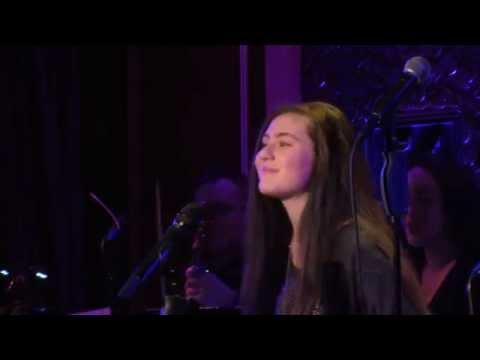 Lilla Crawford sings