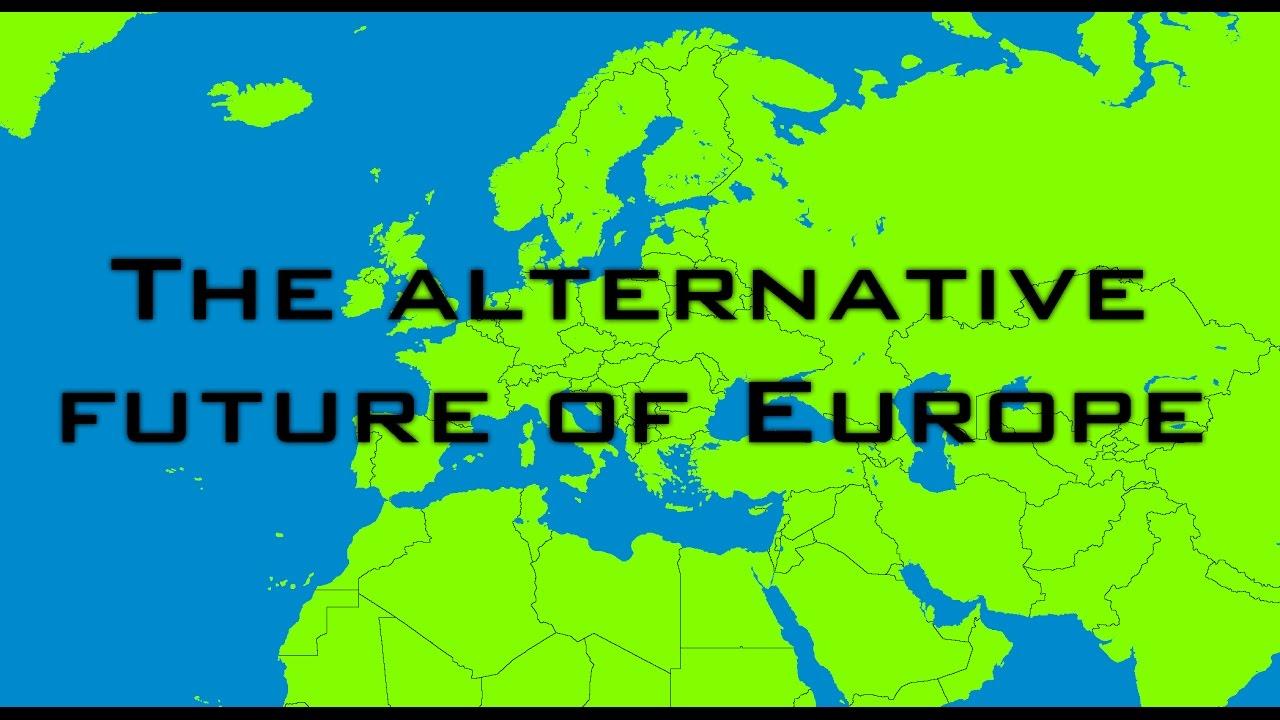 The Alternative Future Of Europe Part Greek Fire YouTube - Portugal vegetation map