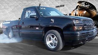 Boosted AWD Silverado - 1600 Horsepower!?