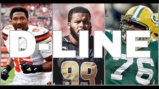 The 10 Best and Worst Defensive Lines for 2018