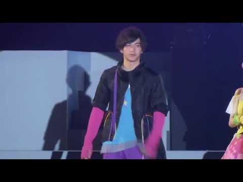 Kamen Rider EX Aid all cast henshin in liveshow
