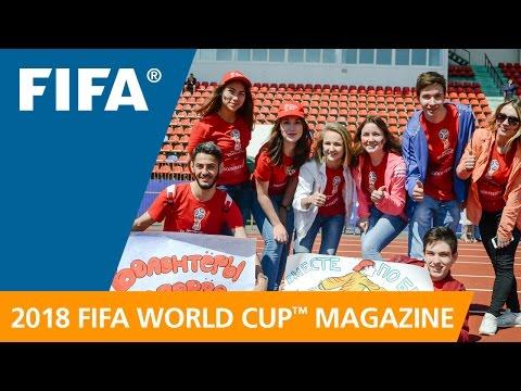 Full Episode #10 - 2018 FIFA World Cup Russia Magazine