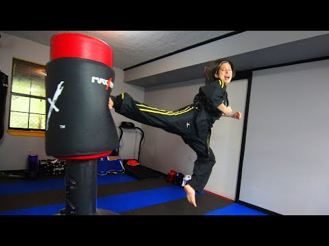 3 Tips To Improve Your Spin Kicks