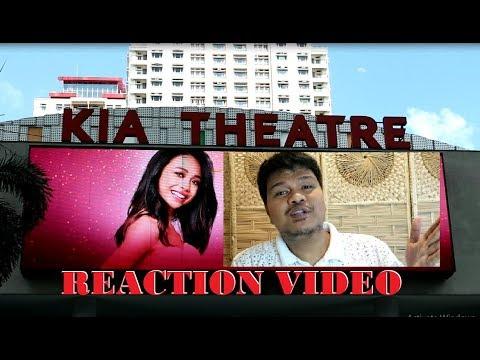 NAKITA KO SA PERSONAL SI MAYMAY: THE DREAM CONCERT REACTION VIDEO