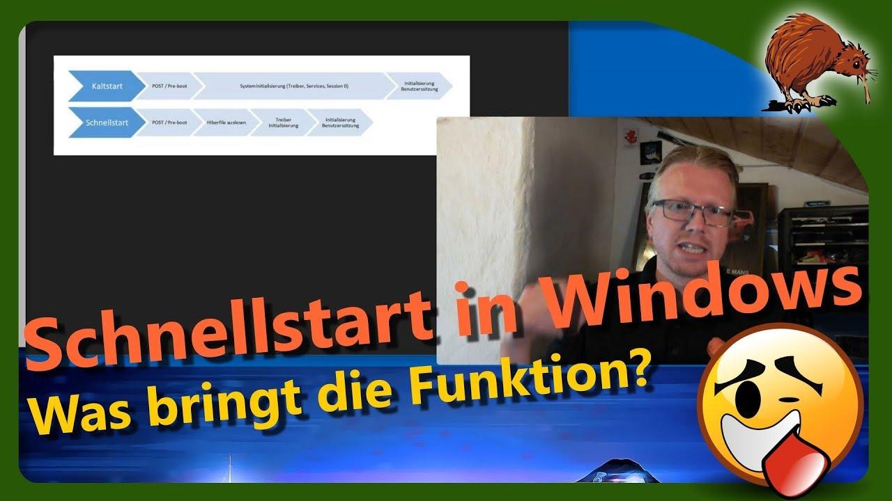 Windows 10 Schnellstart Aktivieren Nicht Vorhanden