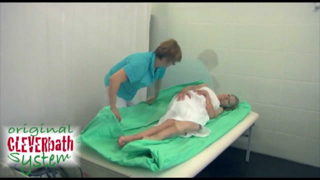 Come Fare Bidet A Letto sistema ingegnoso per lavare un anziano o disabile allettato