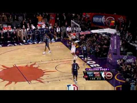 2009 NBA All-Star Game: West!