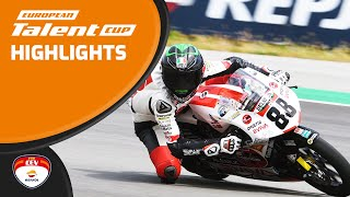 Highlights Race European Talent Cup Championship Barcelona-Catalunya