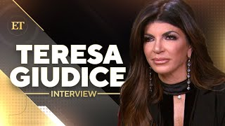 Teresa Giudice Opens Up About Her Future With Joe After Reunion In Italy  Full Interview