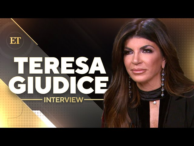 Teresa Giudice Opens Up About Her Future With Joe After Reunion in Italy | Full Interview