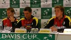 Tennis Davis Cup Deutschland - Polen September 2016 in Berlin