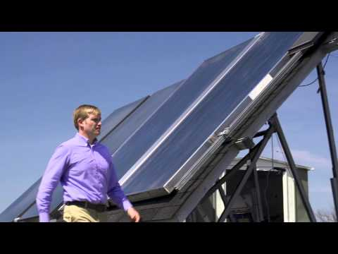 PARTEQ - Solar thermal anti-stagnation technology