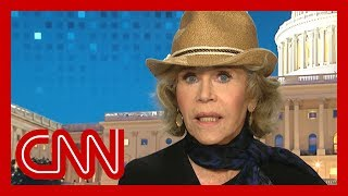 This is why Jane Fonda vows to get arrested every Friday
