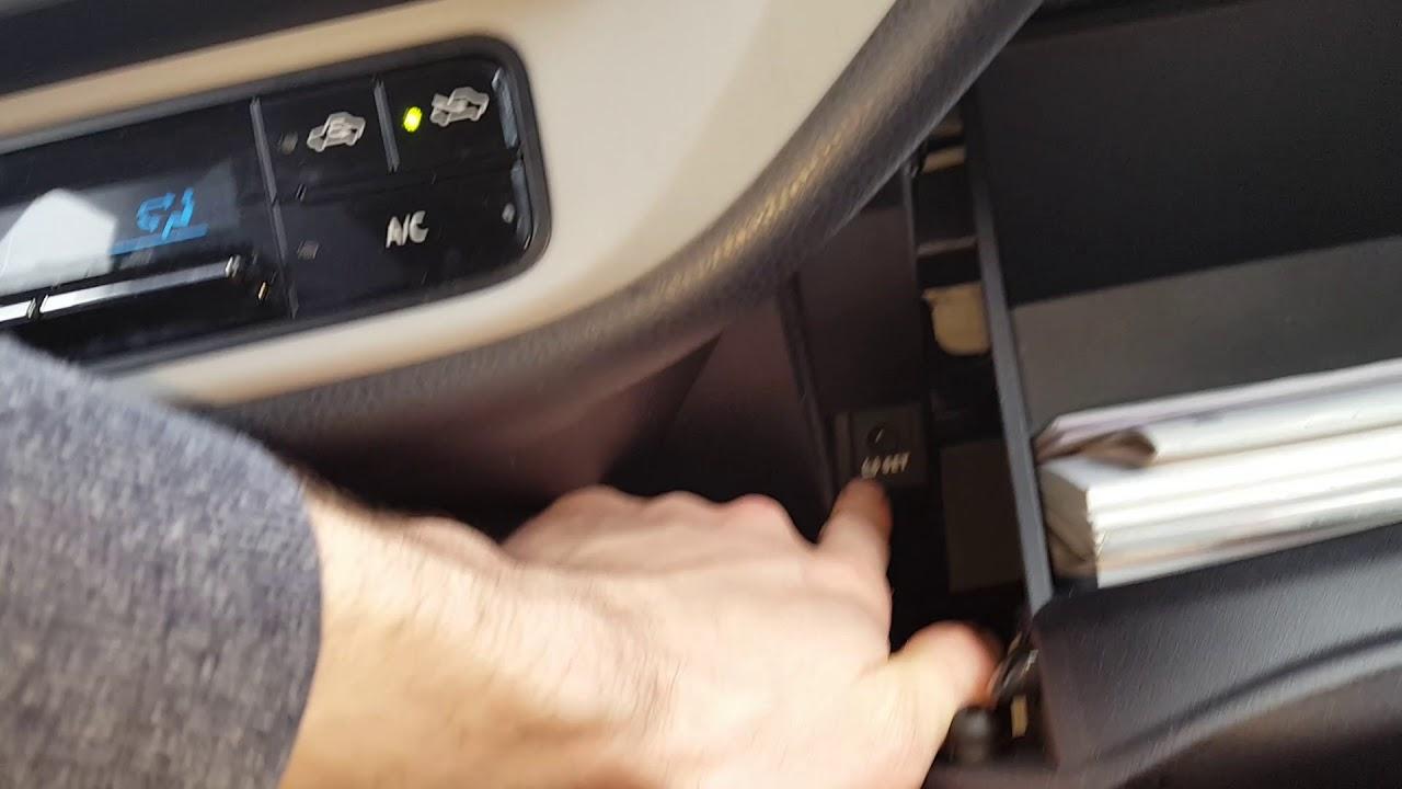 Corolla Tpms Light Reset Youtube