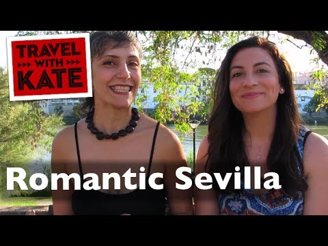 Seeking Romance in Spain on Travel with Kate