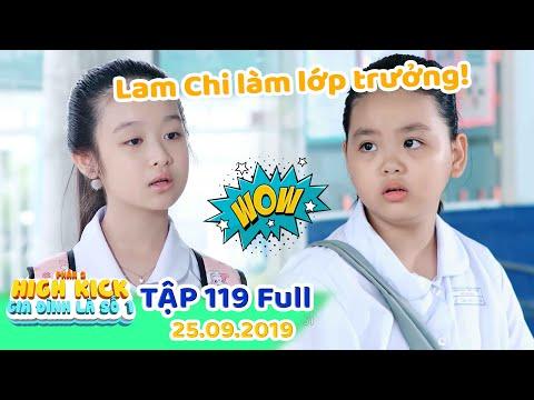 Gia đình là số 1 Phần 2   Tập 119 Full: Lam Chi cùng Tâm Anh hợp tác trong cuộc 'BẦU CỬ LỚP TRƯỞNG'