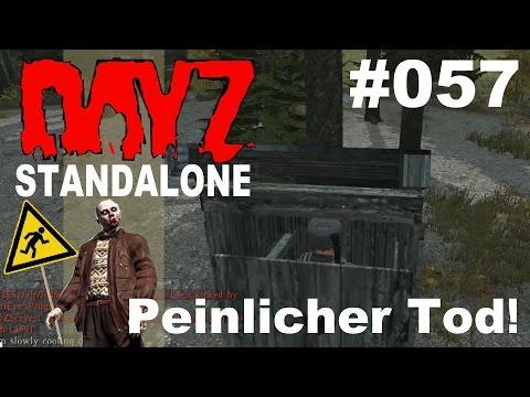 DayZ Standalone * PVP Peinlichster Tod EVER! * DayZ Standalone Gameplay German deutsch