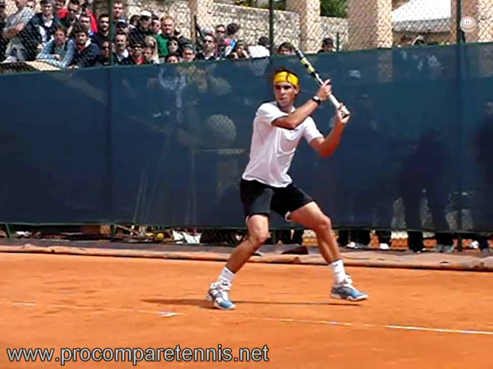 Nadal Forehand Analysis Learning From The Top Spin Forehand Master