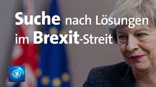 50 Tage vor dem Brexit: Zeit für Lösungen wird knapp