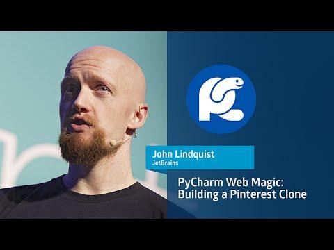 PyCharm Web Magic: Building a Pinterest Clone