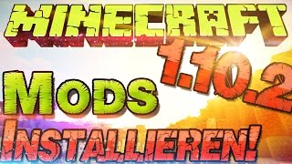 ► Minecraft 1.11.2 MODS INSTALLIEREN ◄ (Part 3) Ohne & mit Forge! - German Deutsch | Mac + Windows