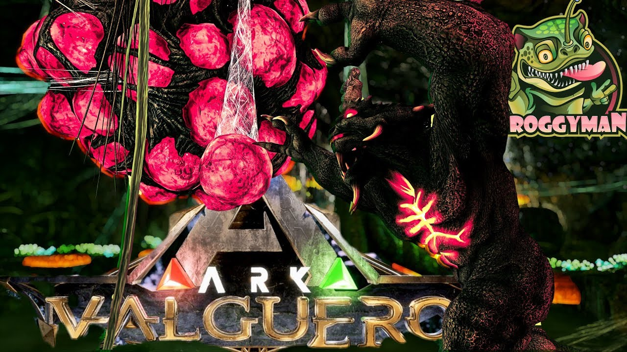Download VALGUERO I FOUND THE SECRET OF THE SPIDER CAVE!: ARK :(Archaic Ascension Pyria) EP 9 ARK MODDED