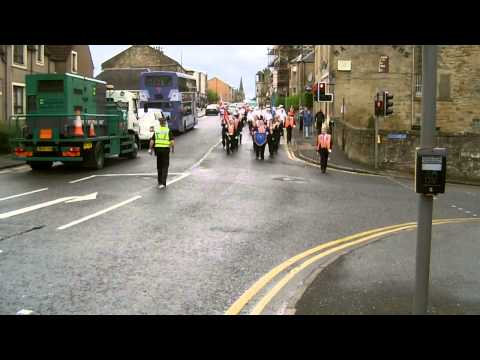 West Calder District 35 Annual Church Parade 1st June 2014