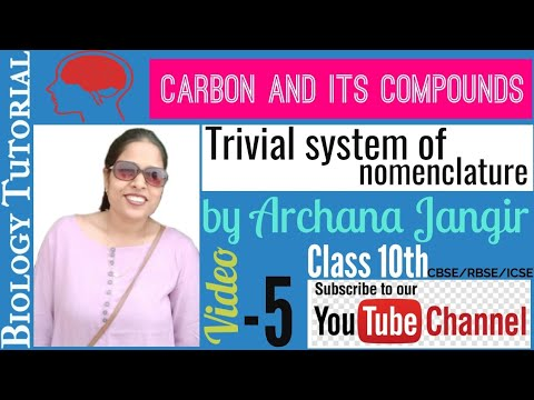 class-10th---(cbse/rbse/icse)---topic:-carbon-and-it's-compounds---lecture-#5