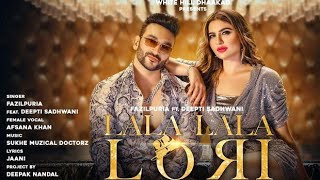 Lalla Lalla Lori tu Aag ka Goli Haryane mein goliyan chal ri hot song new Punjabi song _Fazilpuria