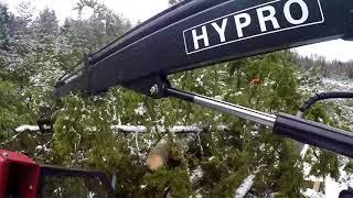 hypro 450 xl slutavverkning 2018..4,1