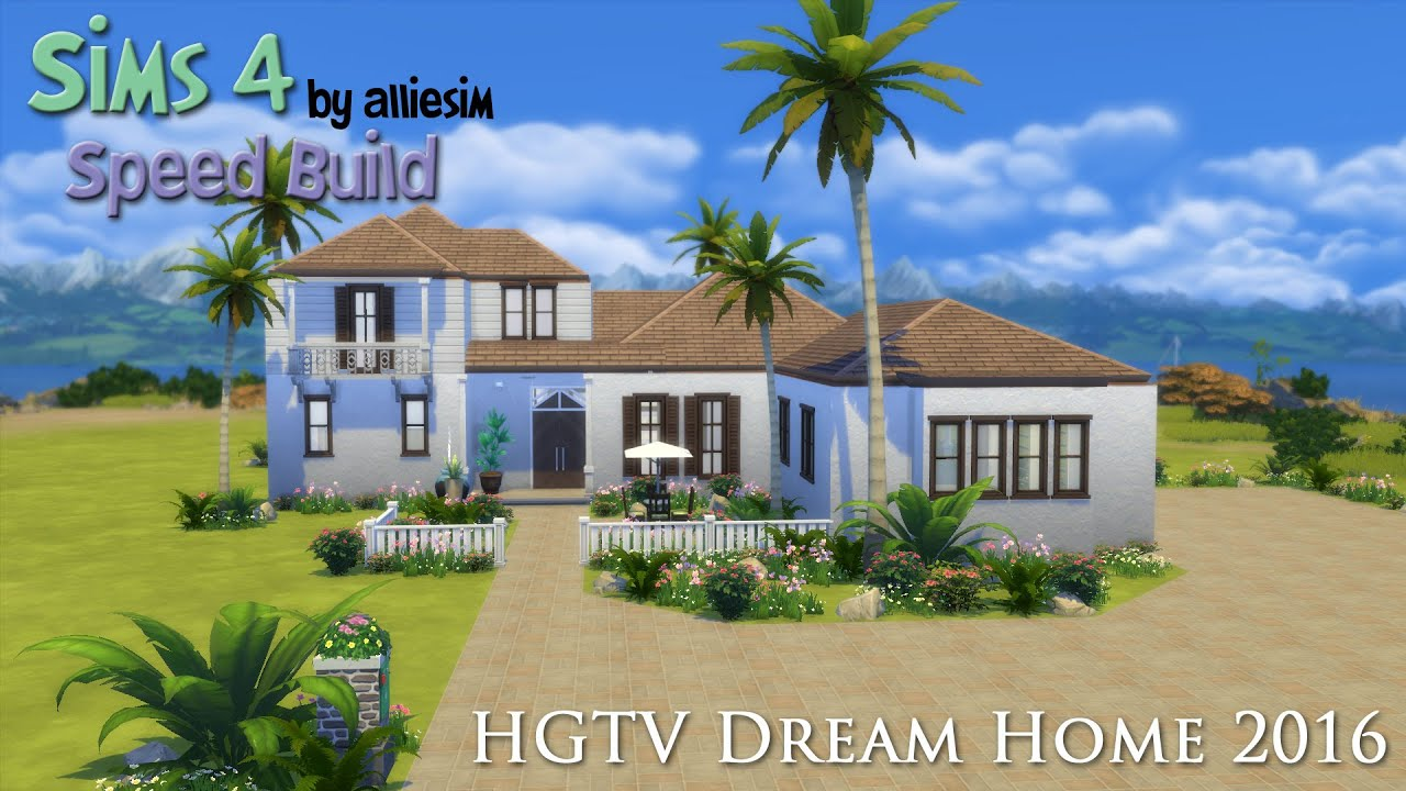 Hgtv dream home 2016 speed build part 2 youtube for Hgtv dream home 2016