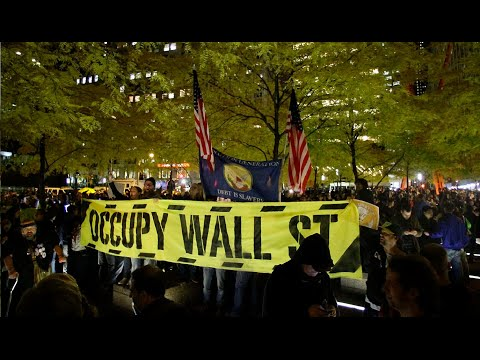 Noam Chomsky on Occupy Wall Street