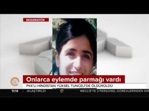 PKK'ya Tunceli'de ağır darbe