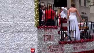 Pulaski Polish Day Parade in NYC - Clip 33 - Greenpoint Brooklyn St. Stanislaus - October 06, 2013