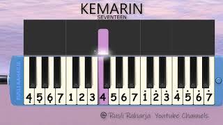 Download lagu Kemarin not pianika