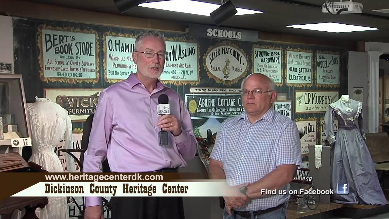 Kansas dickinson county solomon - Dickinson County Heritage Center Jeffcoat Museum
